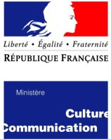 Logo ministère culture