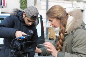 Caméra Aurélie